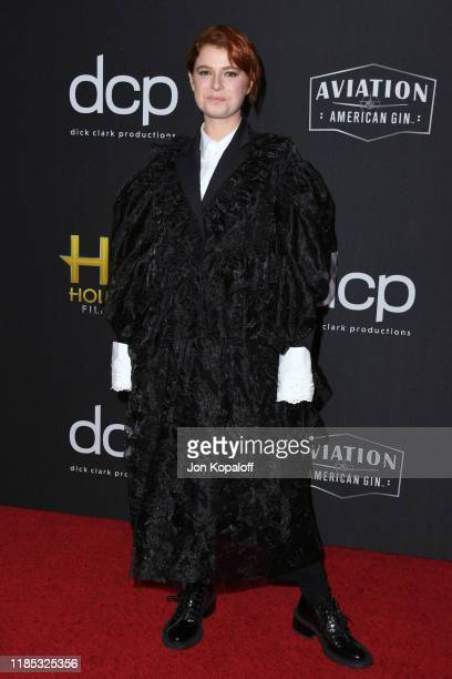 Jessie Buckley attends the 23rd Annual Hollywood Film Awards at The Beverly Hilton Hotel on November 03 2019 in Beverly Hills California
