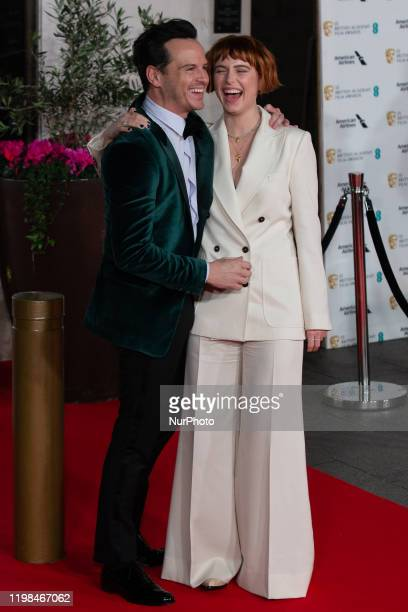 Jessie Buckley attends the EE British Academy Film Awards 2020 After Party at The Grosvenor House Hotel on February 02 2020 in London England