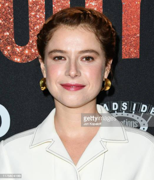 """Jessie Buckley attends the LA Premiere Of Roadside Attraction's """"Judy"""" at Samuel Goldwyn Theater on September 19, 2019 in Beverly Hills, California."""