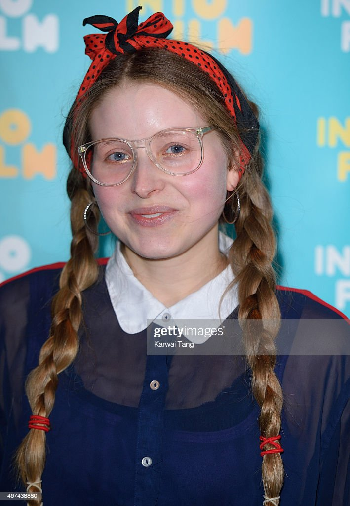 Jessie Cave attends the 'Into Film Awards' at The Empire ...
