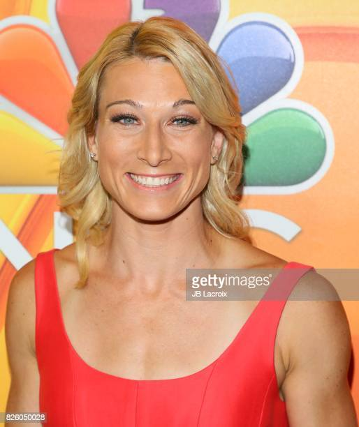Jessie Graff attends the 2017 Summer TCA Tour 'NBCUniversal Press Tour' on August 03 2017 in Los Angeles California