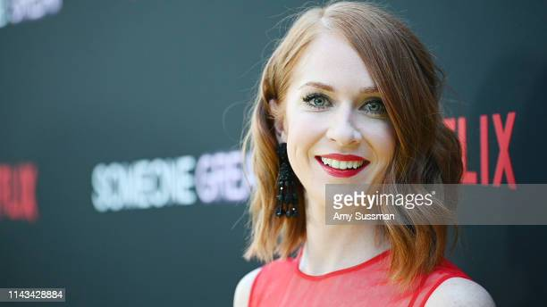 Jessie Henderson attends the Los Angeles special screening of Netflix's Someone Great at ArcLight Hollywood on April 17 2019 in Hollywood California