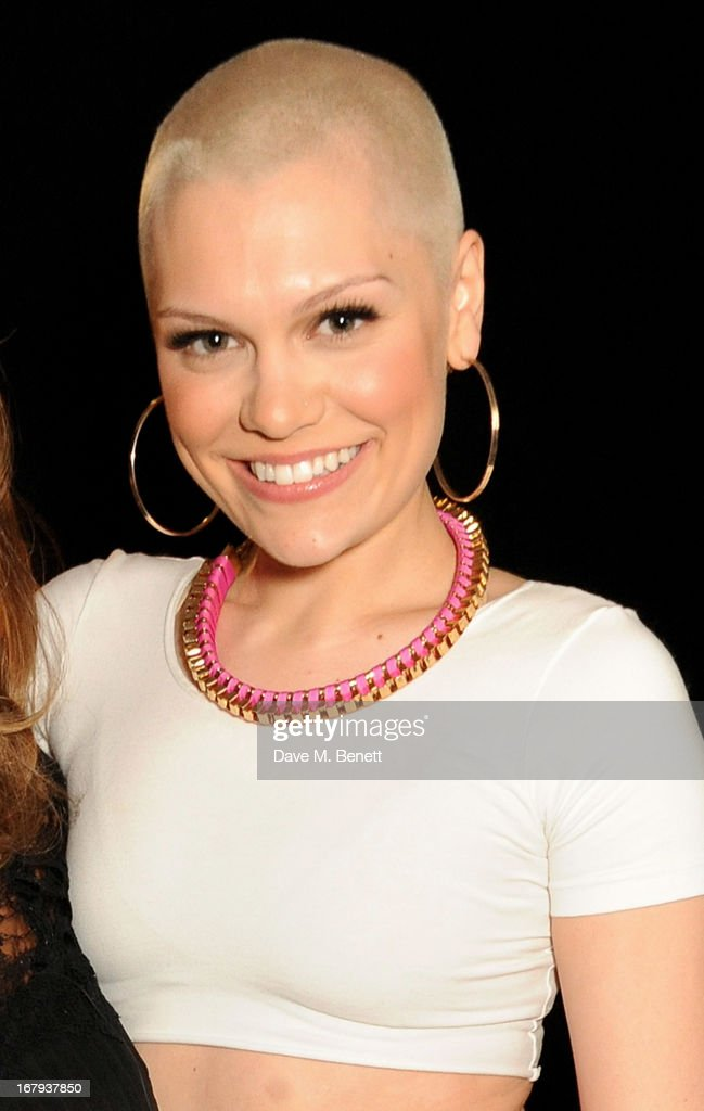 Jessie J attends Gabrielle's Gala 2013 supported by Lorraine Schwartz at Battersea Power Station on May 2, 2013 in London, England.