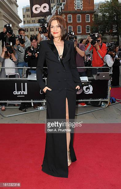 Jessie J attends the GQ Men of the Year Awards 2012 at The Royal Opera House on September 4 2012 in London England