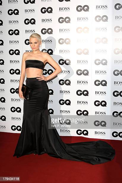 Jessie J attends the GQ Men of the Year awards at The Royal Opera House on September 3 2013 in London England