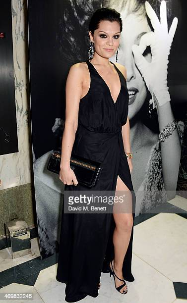 Jessie J attends The Weinstein Co Entertainment and Pathe postBAFTA party hosted by Bulgari and Grey Goose at Rosewood London on February 16 2014 in...