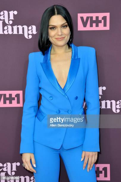 Jessie J attends VH1's 3rd Annual Dear Mama A Love Letter To Moms at The Theatre at Ace Hotel on May 3 2018 in Los Angeles California