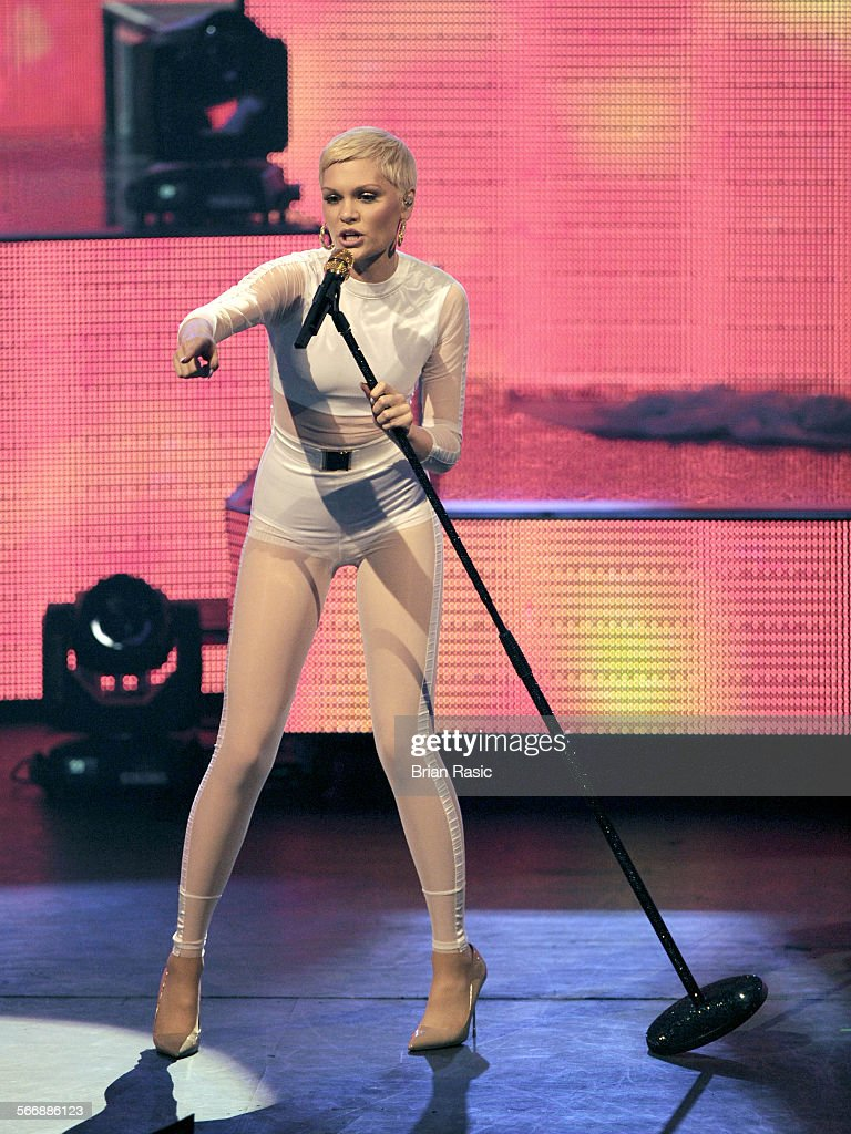 Jessie J In Concert At Itunes Festival, The Roundhouse