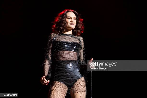 Jessie J performs at O2 Academy Leeds on November 26 2018 in Leeds England