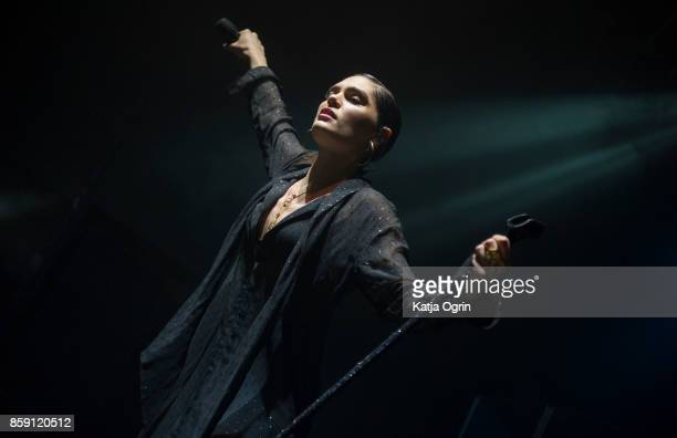 Jessie J performs at The O2 Institute Birmingham on October 8 2017 in Birmingham England