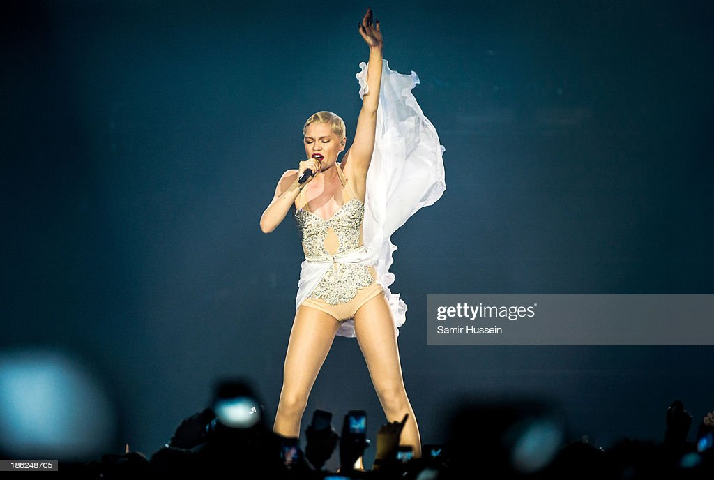 Jessie J Performs At O2 Arena In London