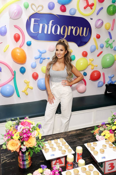 NY: Jessie James Decker Celebrates Enfagrow NeuroPro Launch Event In New York City