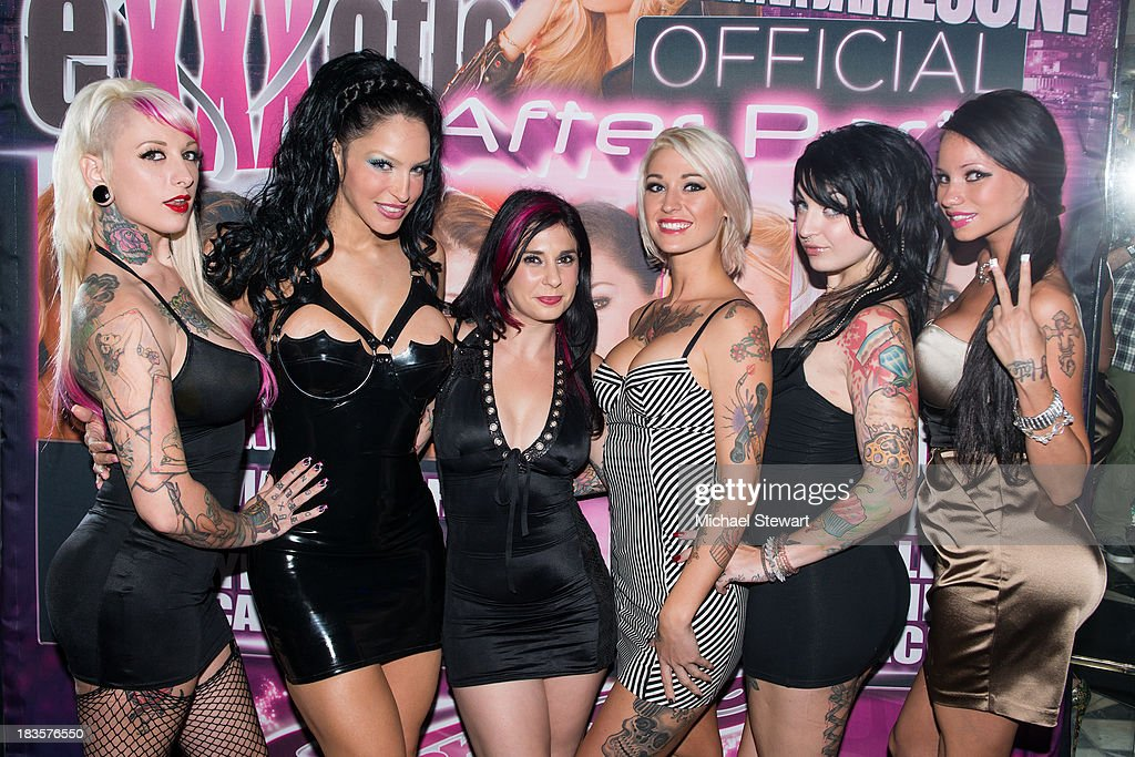 SINS eXXXotica After Party
