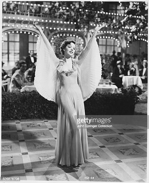Jessie Matthews as Jeanne in the musical Head Over Heels in Love Motion Picture 1937