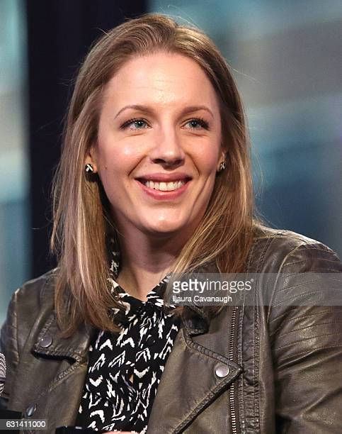 Jessie Mueller attends Build Presents to discuss Waitress at AOL HQ on January 10 2017 in New York City