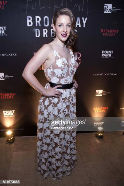 Jessie Mueller attends the 10th Annual Broadway Dreams Supper at The Plaza Hotel on December 12 2017 in New York City