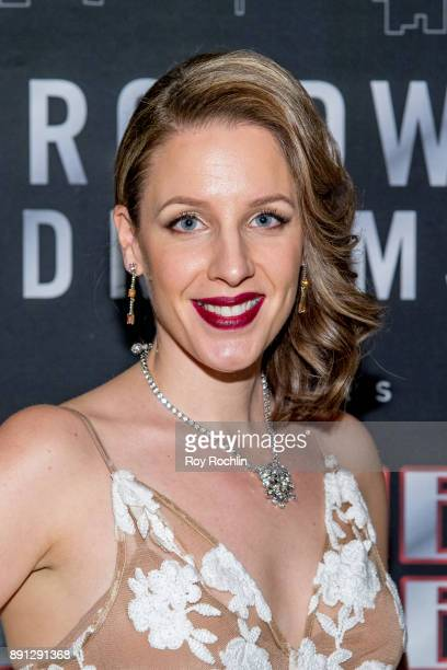 Jessie Mueller attends the10th Annual Broadway Dreams Supper at The Plaza Hotel on December 12 2017 in New York City