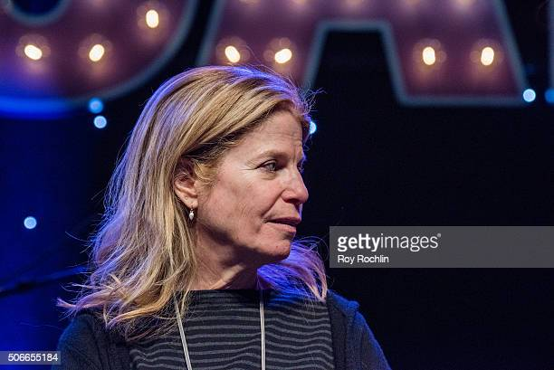 Jessie Nelson attends BroadwayCon 2016 at the New York Hilton Midtown on January 24, 2016 in New York City.