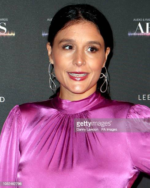 Jessie Ware arriving at the The Audio and Radio Industry Awards at the First Direct Arena in Leeds