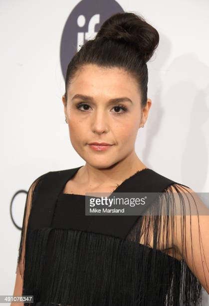 Jessie Ware attends the Calvin Klein Party at the 67th Annual Cannes Film Festival on May 15 2014 in Cannes France