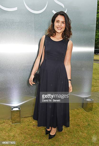 Jessie Ware attends the COS x The Serpentine party at The Serpentine Gallery on July 14 2015 in London England
