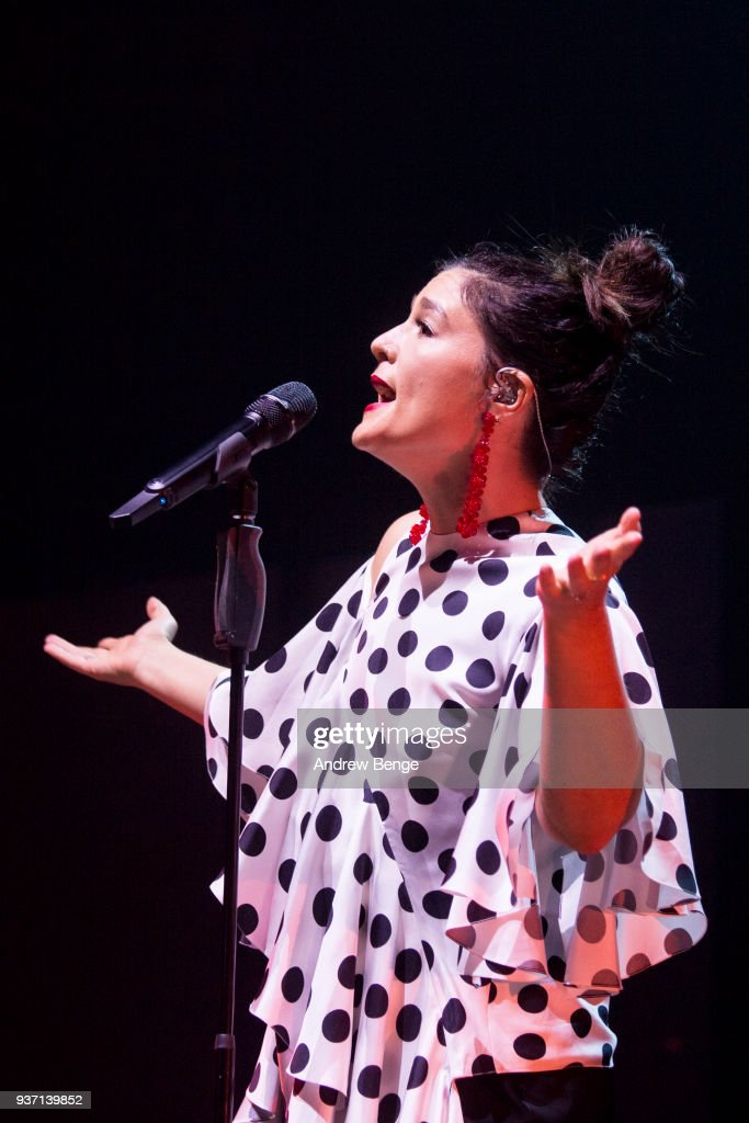Jessie Ware Performs At O2 Apollo Manchester