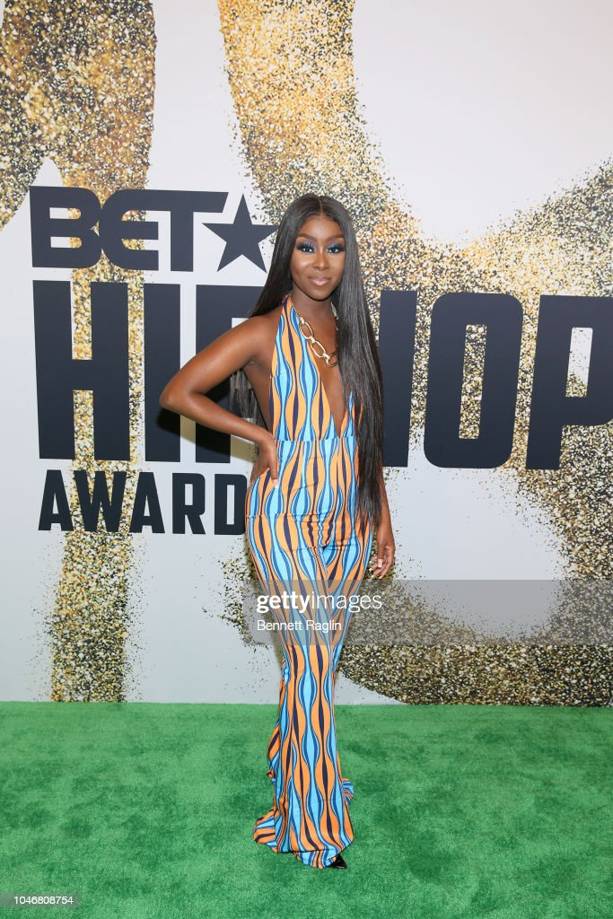 BET Hip Hop Awards 2018 - Arrivals : News Photo