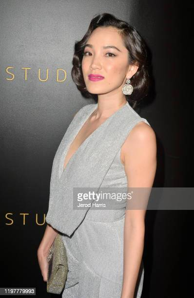 Jessika Van attends the Amazon Studios Golden Globes After Party at The Beverly Hilton Hotel on January 05 2020 in Beverly Hills California