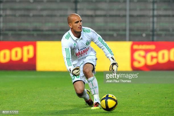 Jessy MOULIN Saint Etienne / PSG 38eme journee de Ligue 1