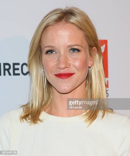 Jessy Schram attends the screening of Saban Films and DIRECTV's 'Shot Caller' on August 15 2017 in Los Angeles California