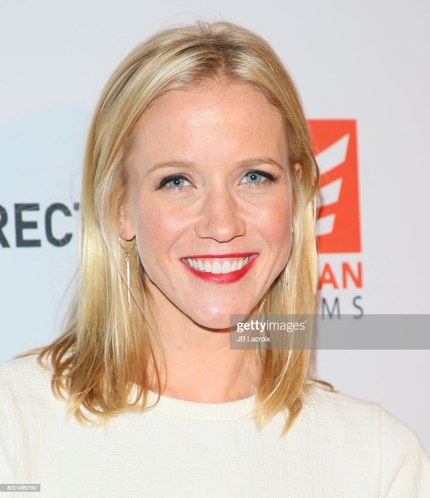 Jessy Schram attends the screening of Saban Films and DIRECTV's 'Shot Caller' on August 15, 2017 in Los Angeles, California.