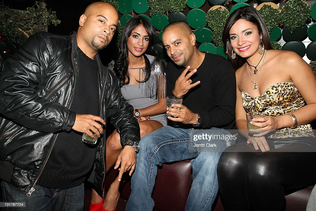 Jessy Terrero His Brother Ulysses Terrero And Guests Visit