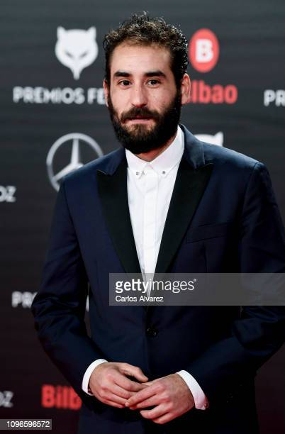 Jesus Carroza attends during Feroz awards red carpet on January 19 2019 in Bilbao Spain