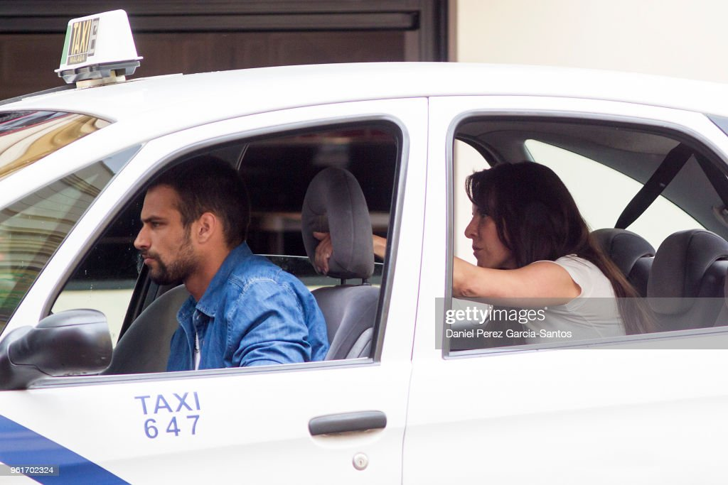 Kate Del Castillo On Set Filming in Malaga
