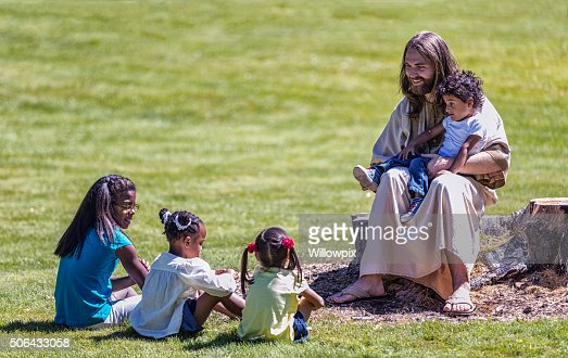12 200 Jesus Children Photos And Premium High Res Pictures Getty Images