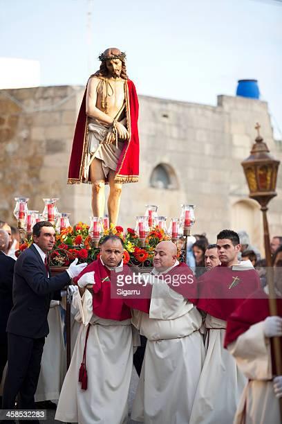jesus christus-statue - paraden stock-fotos und bilder