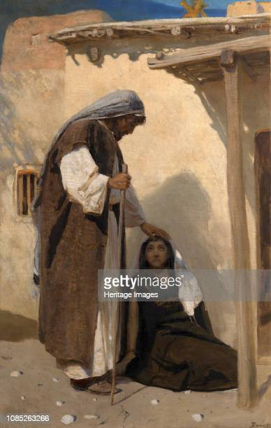 Jesus Christ with Mary Magdalene. Private Collection.