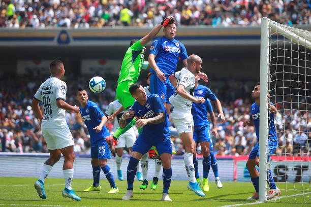 MEX: Pumas UNAM v Cruz Azul - Torneo Apertura 2019 Liga MX