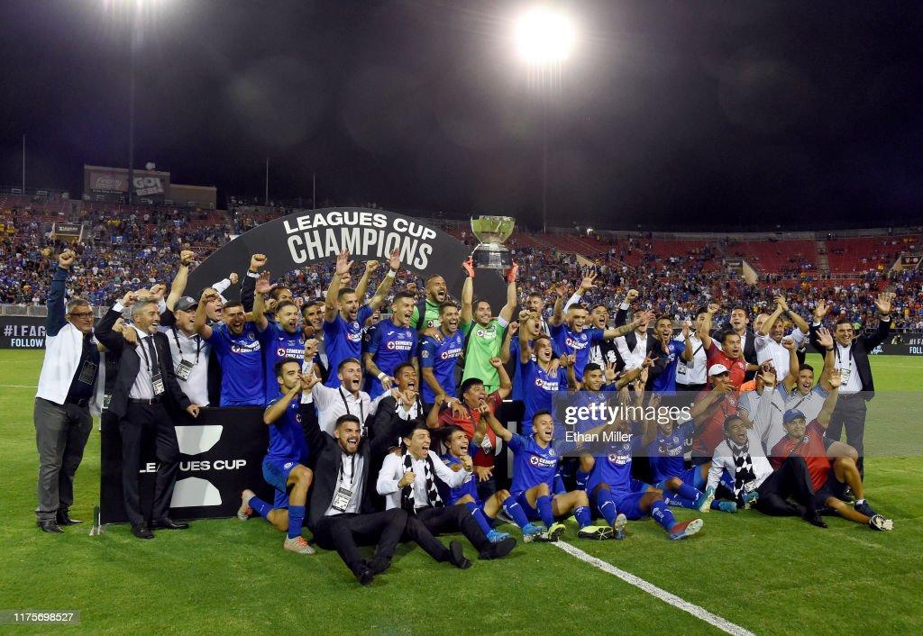 Cruz Azul v Tigres UANL: Final - 2019 Leagues Cup : News Photo