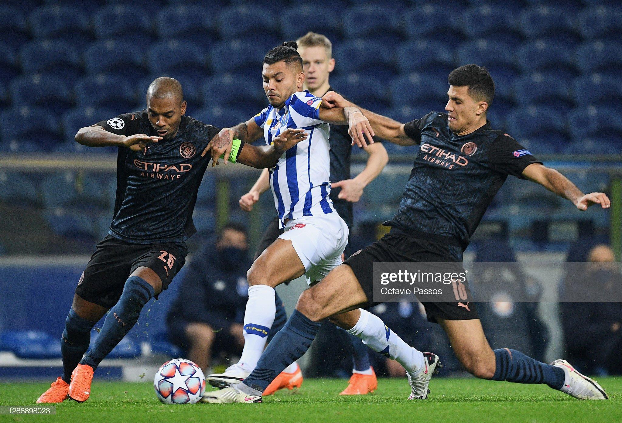 FC Porto v Manchester City: Group C - UEFA Champions League : News Photo