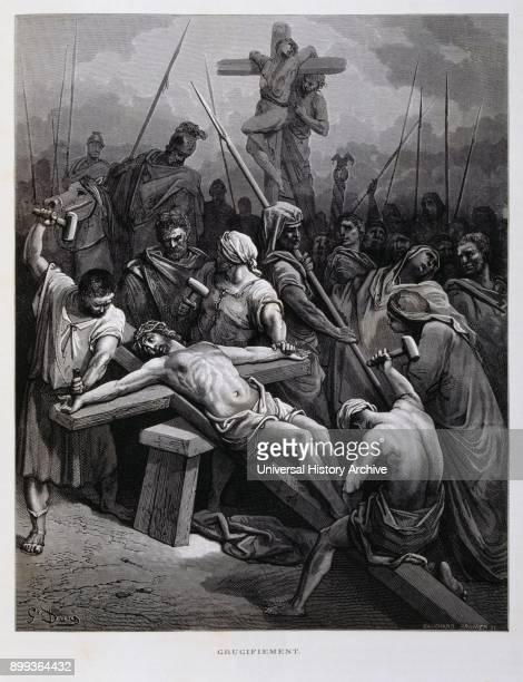 60 Top Jesus Crucifixion Engraving Pictures, Photos