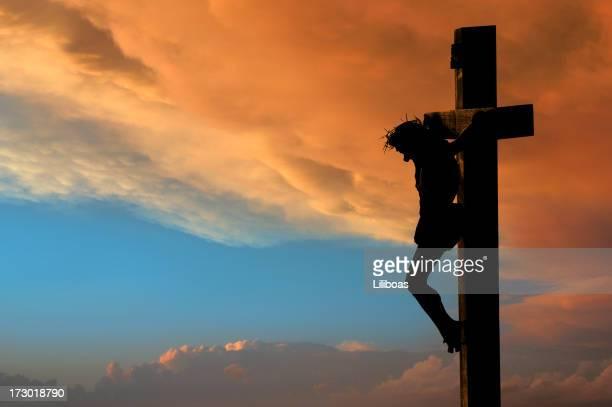 イエス十字架はりつけ