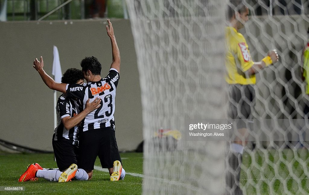 Atletico MG v Palmeiras - Brasileirao Series A 2014