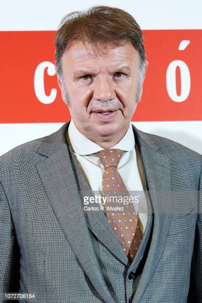 Jesus Gil Marin attends Estrellas por la Ciencia' gala at the Canal Theater on November 26 2018 in Madrid Spain