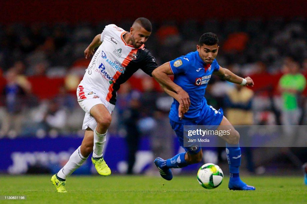 MEX: Cruz Azul v Alebrijes - Copa MX Clausura 2019