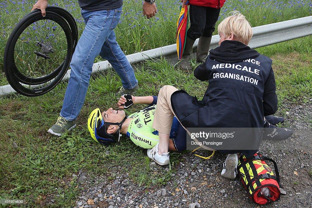 Le Tour de France 2014 - Stage Six : News Photo