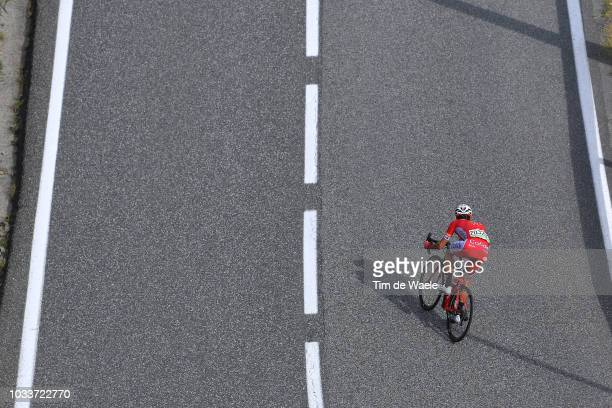 Jesus Herrada of Spain and Team Cofidis / during the 73rd Tour of Spain 2018, Stage 20 a 97,3km stage from Escaldes-Engordany to Coll de la Gallina....