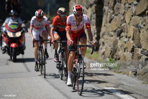 Jesus Herrada of Spain and Team Cofidis Solutions Credits / during the 106th Tour de France 2019, Stage 19 a 126,5km stage from...