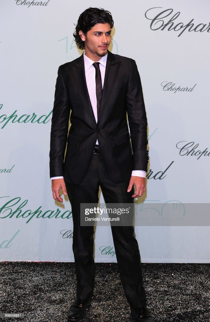 Jesus Luz attends the Chopard 150th Anniversary Party at the VIP Room, Palm Beach during the 63rd Annual International Cannes Film Festival on May 17, 2010 in Cannes, France.