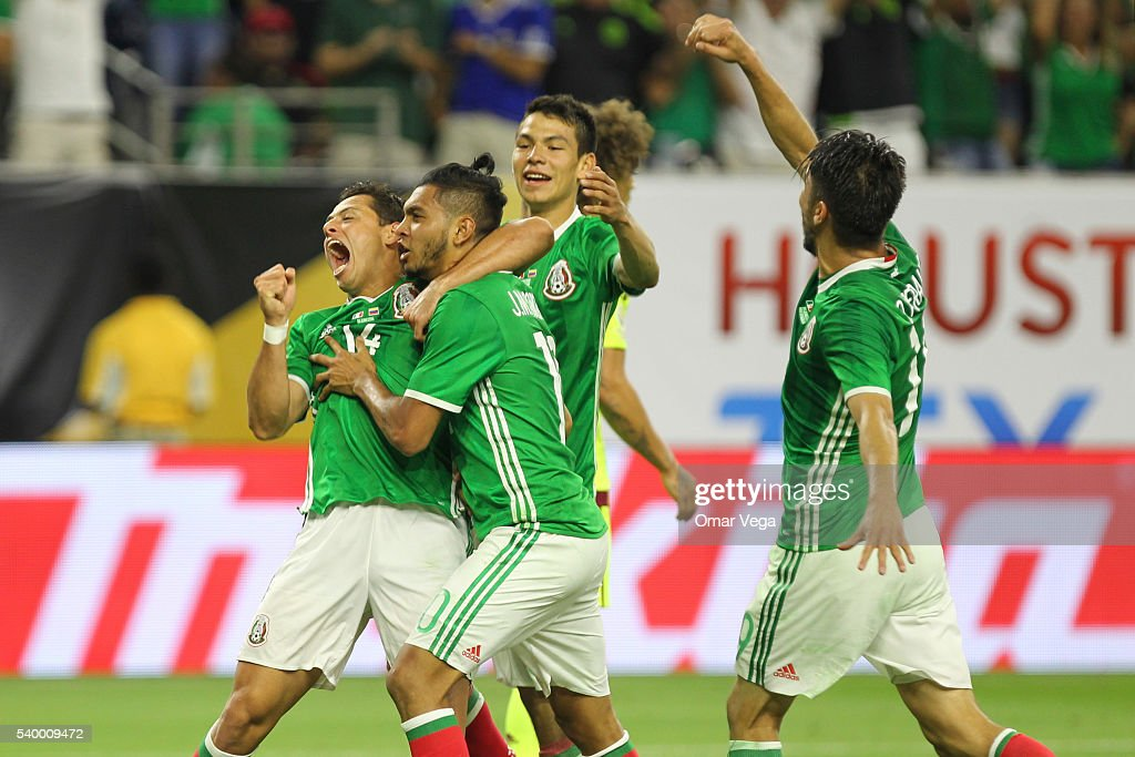 Mexico v Venezuela: Group C - Copa America Centenario : News Photo